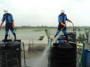 شركة تنظيف خزانات في راس الخيمة